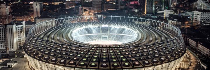 Главные спортивные события в СК «Олимпийский» этим летом!